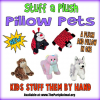 Stuff a Plush Pillow Pets Party Activity – New