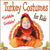 Turkey Costumes for Kids – Perfect for Thanksgiving