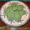 Mint Chocolate Chip Cookie Recipe that is Delicious !!!