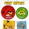 Official Licensed Angry Birds Party Supplies are now available