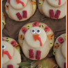 How to Make 3D Turkey Cookies