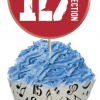 FREE Printable One Direction Cupcake Toppers