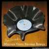 How to Make Melted Vinyl Record Bowls for your next party