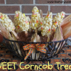 How to Make Sweet Corncob Treats