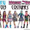 New 2013 Monster High Costumes