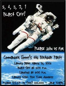 space invitations 231x300 space birthday party theme thepartyanimal blog,Space Birthday Party Invitations