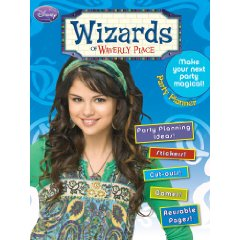 Wizards of Waverly Place Birthday Party ThePartyAnimalBlog