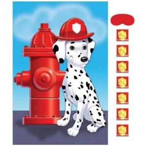 Firefighter Party Game