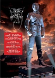 Michael Jackson Videos on DVD
