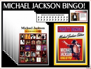 michael jackson party game