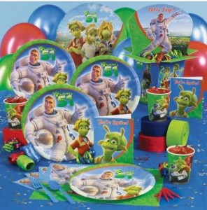 Birthday Express offers the Planet 51 Birthday Party Supplies which ...
