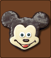 Mickey mouse party favor