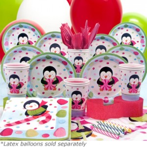 Penguin Party Supplies