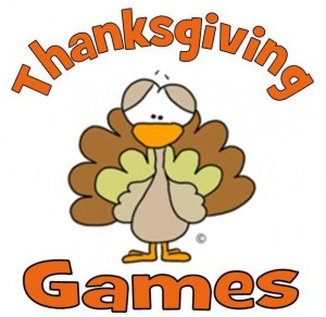 thanksgiving games for parties