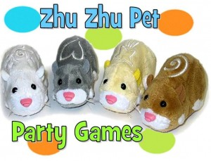 zhu zhu pet party games