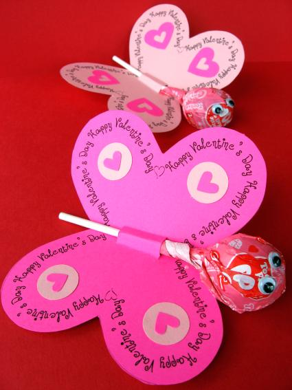 Are you looking for a cute idea for Valentine's Day Cards for the kids to