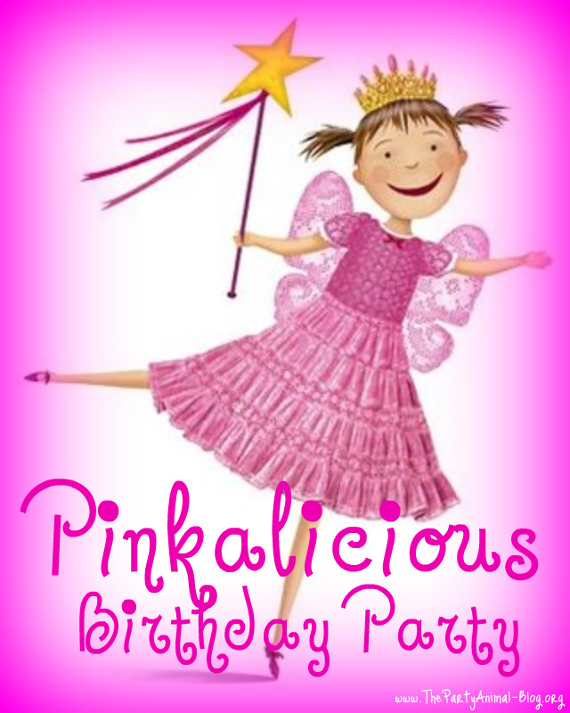 Pinkalicious Birthday Party Theme – Pinkalicious Birthday Invitations