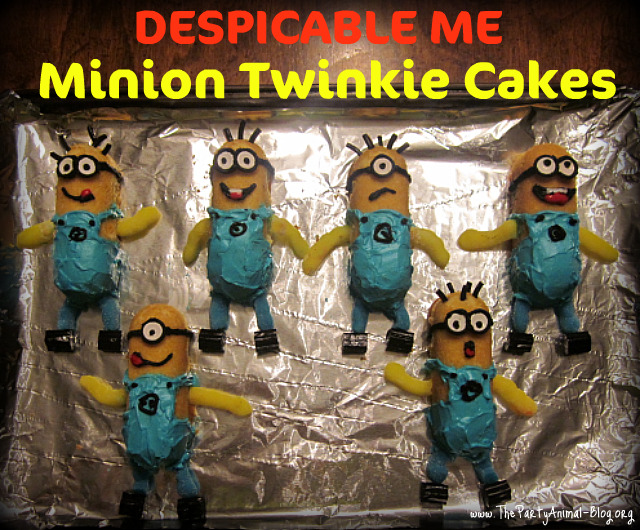 minions despicable me funny. Despicable Me Birthday Party