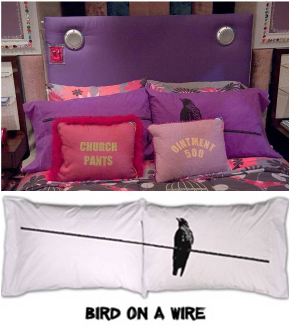 want to share with you the new icarly bedroom and where you can buy