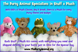 Stuff a Plush Birthday Parties