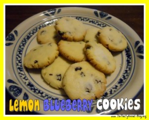Have you every tried Lemon Blueberry Cookies before? If not you have ...