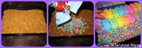 Peeps Recipes Chocolate Casserole Easter