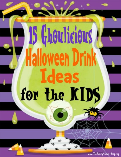 planning a halloween party for the kids this year and need some ghoulish drink ideas lucky for you i have compiled 15 of the best halloween drinks for kids - Halloween Punch Recipes For Kids Party