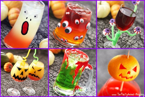 here - Halloween Punch Recipes For Kids Party