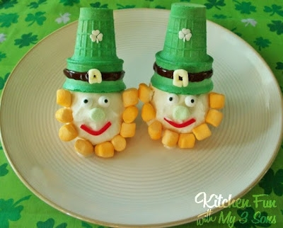 Craft Ideas   Cream Sticks on 10 Creative St  Patrick   S Day Ideas Via Pinterest   Treats   Crafts