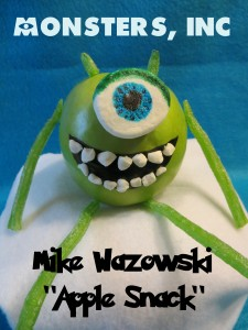 Monsters-Inc-Mike-Apple-Snack