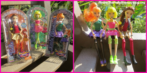 New FairyTale High Dolls 1