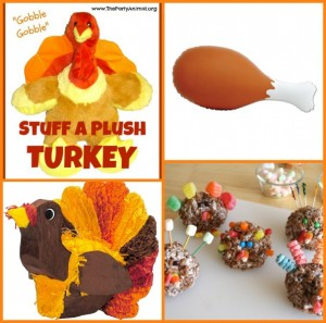 turkey game ideas 2