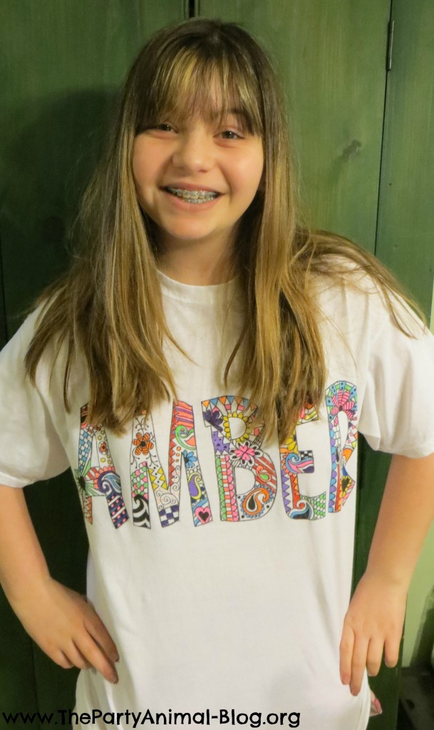 make your own personalized tshirt 4